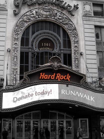 Foto på Hard Rock Café av Kazemir.